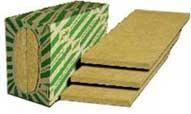 Упаковка утеплителя из минеральной ваты