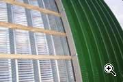 Утепление арочного ангара минеральной ватой – компанией НЕО
